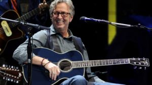 Eric Clapton è la dimostrazione che si può essere figli di nessuno ed essere grandi artisti